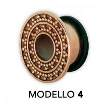 TUNEL EN BRONCE MODELO 4