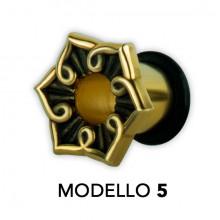 TUNEL EN BRONCE MODELO 5