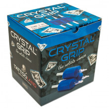 CRYSTAL GRIP FLAT 15