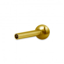 GD 316 ONE SIDE INT. THREADED MICRO BARBELLS