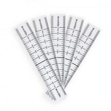 BodySupply mascarillas adhesivas desechables para cejas 50pcs - Tipo 1