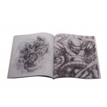 THE DRAWINGS AND SKETCHES OF  PACO DIZETZ SET 2 libros