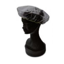 Gorro en TNT negro individual - Caja 100pz
