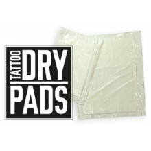 TATTOO DRY PADS 10x15 BOX 100pz