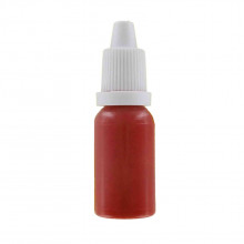 TINTA PARA MAQUILLAJE 10ml - copper red