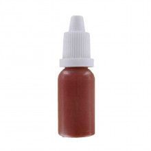 TINTA PARA MAQUILLAJE 10ml - soft red brown
