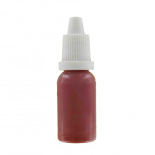 TINTA PARA MAQUILLAJE 10ml - dark soft red